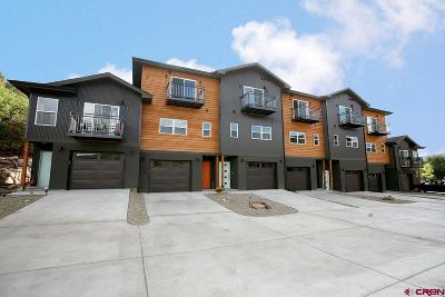 Durango CO Condo/Townhouse NEW: $369,000