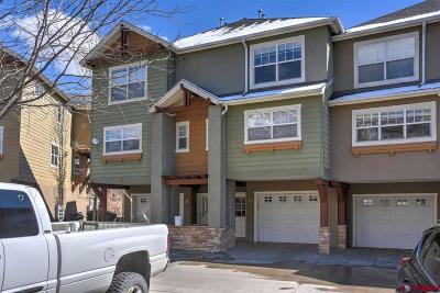 Durango CO Condo/Townhouse NEW: $350,000