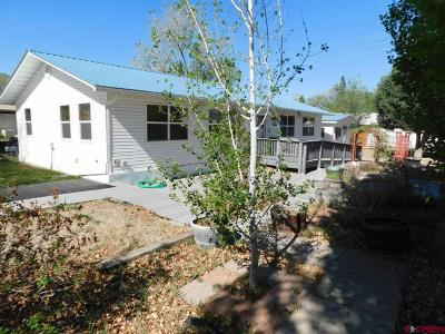 Cortez Single Family Home For Sale: 132 W 3rd Street