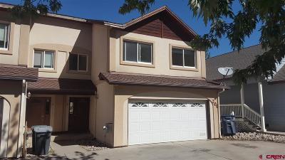 Durango CO Condo/Townhouse NEW: $349,000