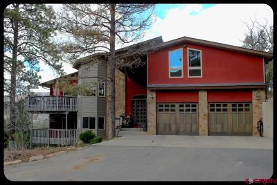 La Plata County Single Family Home For Sale: 61 Wildwood Lane