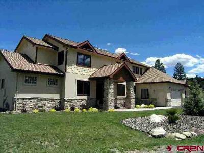 La Plata County Single Family Home For Sale: 209 Rockridge Drive