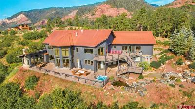 La Plata County Single Family Home For Sale: 65 Sunrise Lane