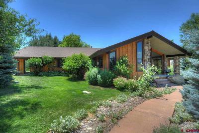 La Plata County Single Family Home For Sale: 908 Cr 520
