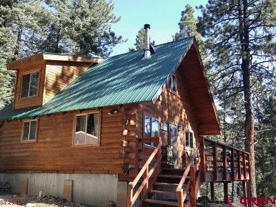 Durango Single Family Home UC/Contingent/Call LB: 220 Turkey Trail