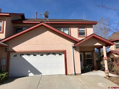 La Plata County Condo/Townhouse For Sale: 327 Jenkins Ranch Road