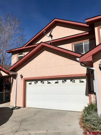 La Plata County Condo/Townhouse For Sale: 329 Jenkins Ranch Road