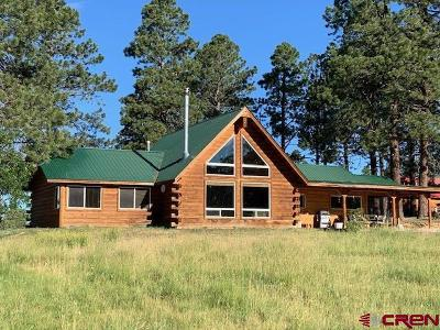 Montezuma Farm For Sale: 43728 Road M