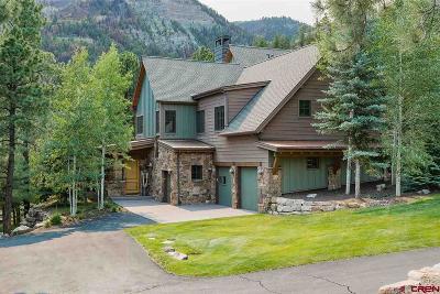 La Plata County Condo/Townhouse For Sale: 665 Glacier Club Drive #2