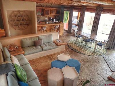 Ridgway Condo/Townhouse For Sale: 500 Chipeta Drive #B
