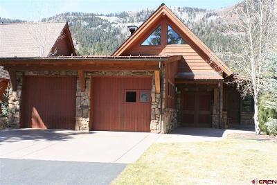 La Plata County Single Family Home For Sale: 665 Glacier Club Drive #Showdown