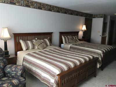 Durango Condo/Townhouse For Sale: 314 Tamarron Drive #237