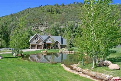 La Plata County Single Family Home For Sale: 303 Cr 204