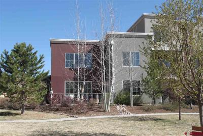 La Plata County Condo/Townhouse For Sale: 1140 Carbon Junction #23