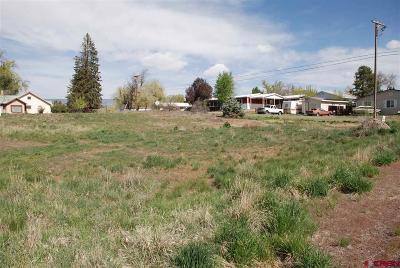 Cedaredge Residential Lots & Land For Sale: 500 SE 2nd Street