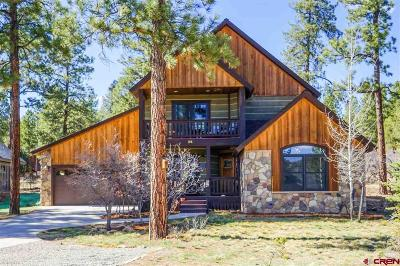 Durango Single Family Home UC/Contingent/Call LB: 38 Deep Creek Court