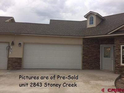 Montrose Condo/Townhouse For Sale: Stoney Creek Lane