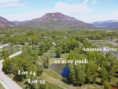 Durango Residential Lots & Land For Sale: 699 Hermosa Meadows Road