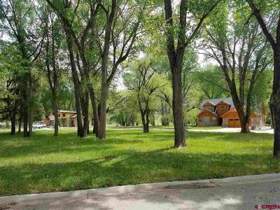 Durango Residential Lots & Land For Sale: 44 Cove Way