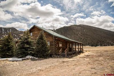 Creede Single Family Home UC/Contingent/Call LB: 119 Sunset Court