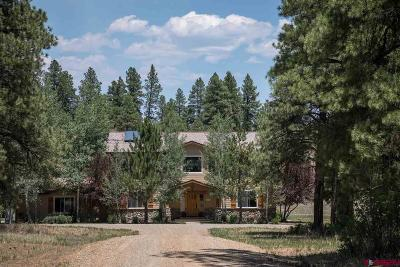 Hesperus Single Family Home For Sale: 409 Old Snag Circle
