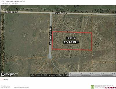 Montrose Residential Lots & Land For Sale: 2 Mountain Vista Court