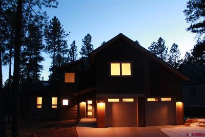 La Plata County Single Family Home For Sale: 105 Big Bend Court