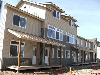 Gunnison Condo/Townhouse For Sale: 301 Joseph Lane #Unit A
