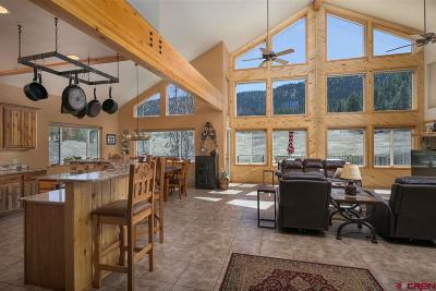 La Plata County Single Family Home For Sale: 200 Sunset Lane