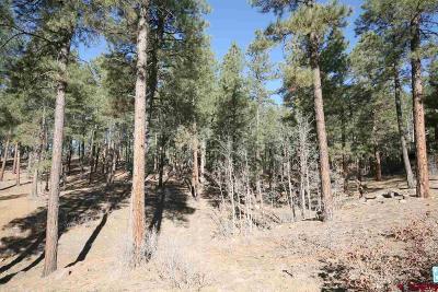 Durango Residential Lots & Land For Sale: 80 Culebra Circle