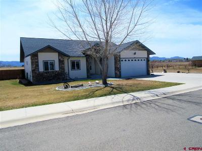 Cortez CO Single Family Home For Sale: $279,900