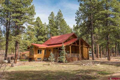 Bayfield Single Family Home UC/Contingent/Call LB: 32 Elk Valley Road