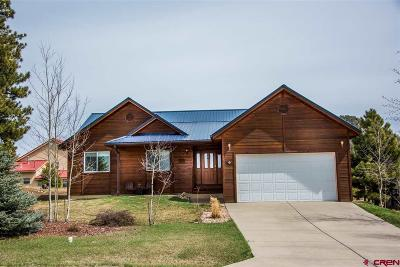 Pagosa Springs Single Family Home UC/Contingent/Call LB: 152 Saturn Drive