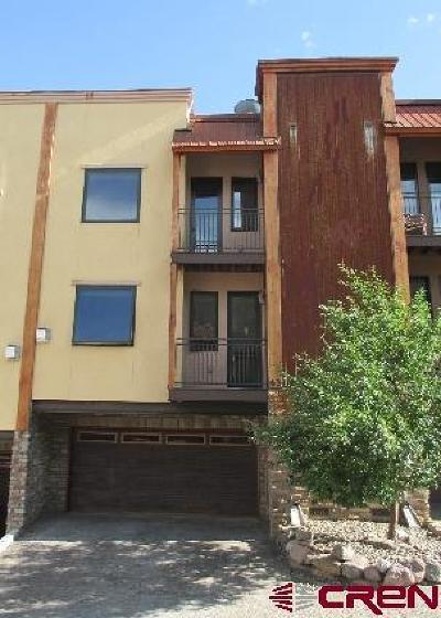 La Plata County Condo/Townhouse For Sale: 1422 E Animas View Drive #43