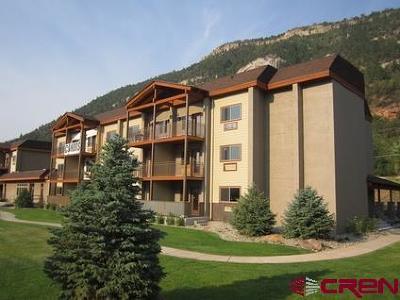 Durango Condo/Townhouse For Sale: 1700 Cr 203 #B-107