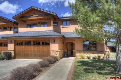 Durango Condo/Townhouse For Sale: 14 Midiron Court