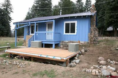 La Plata County Single Family Home For Sale: 214 Cr 500