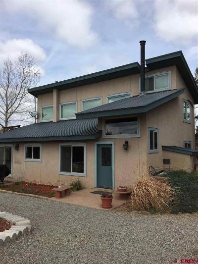 La Plata County Single Family Home For Sale: 1177 Cr 305
