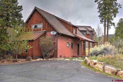 Durango Single Family Home NEW: 51 Copper Rim Trail #H