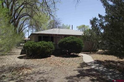 Montrose Single Family Home For Sale: 1148 S 5th Street