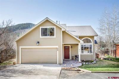 La Plata County Single Family Home NEW: 56 Forest Lakes Drive