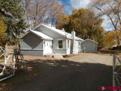 Cortez Single Family Home For Sale: 16914 Hwy 491
