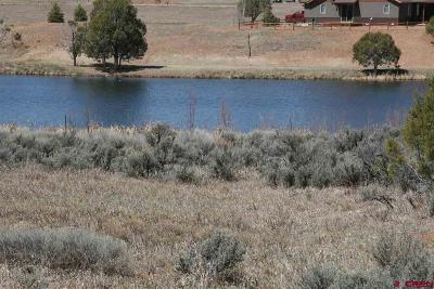 Durango Residential Lots & Land NEW: 543 Fork Horn Court