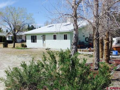 Montrose Single Family Home For Sale: 63197 Juniper Road