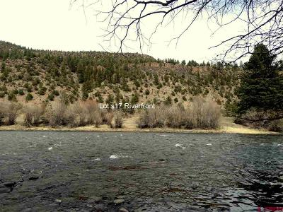 South Fork Residential Lots & Land For Sale: 17 Vista Del Rio