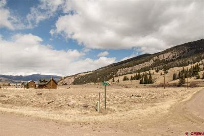 Creede Residential Lots & Land For Sale: 34 Schultz Drive