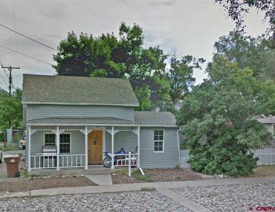 Montrose Single Family Home UC/Contingent/Call LB: 121 S Nevada Avenue