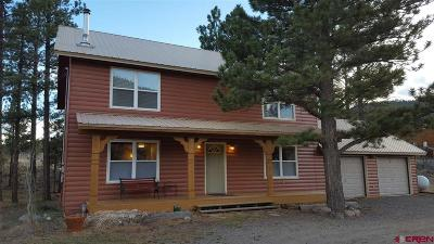 South Fork CO Single Family Home Back on Market: $325,000