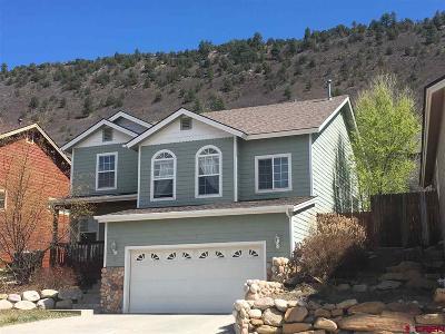 Durango CO Single Family Home NEW: $449,900