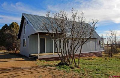 Mancos Single Family Home UC/Contingent/Call LB: 36640 Road P.3